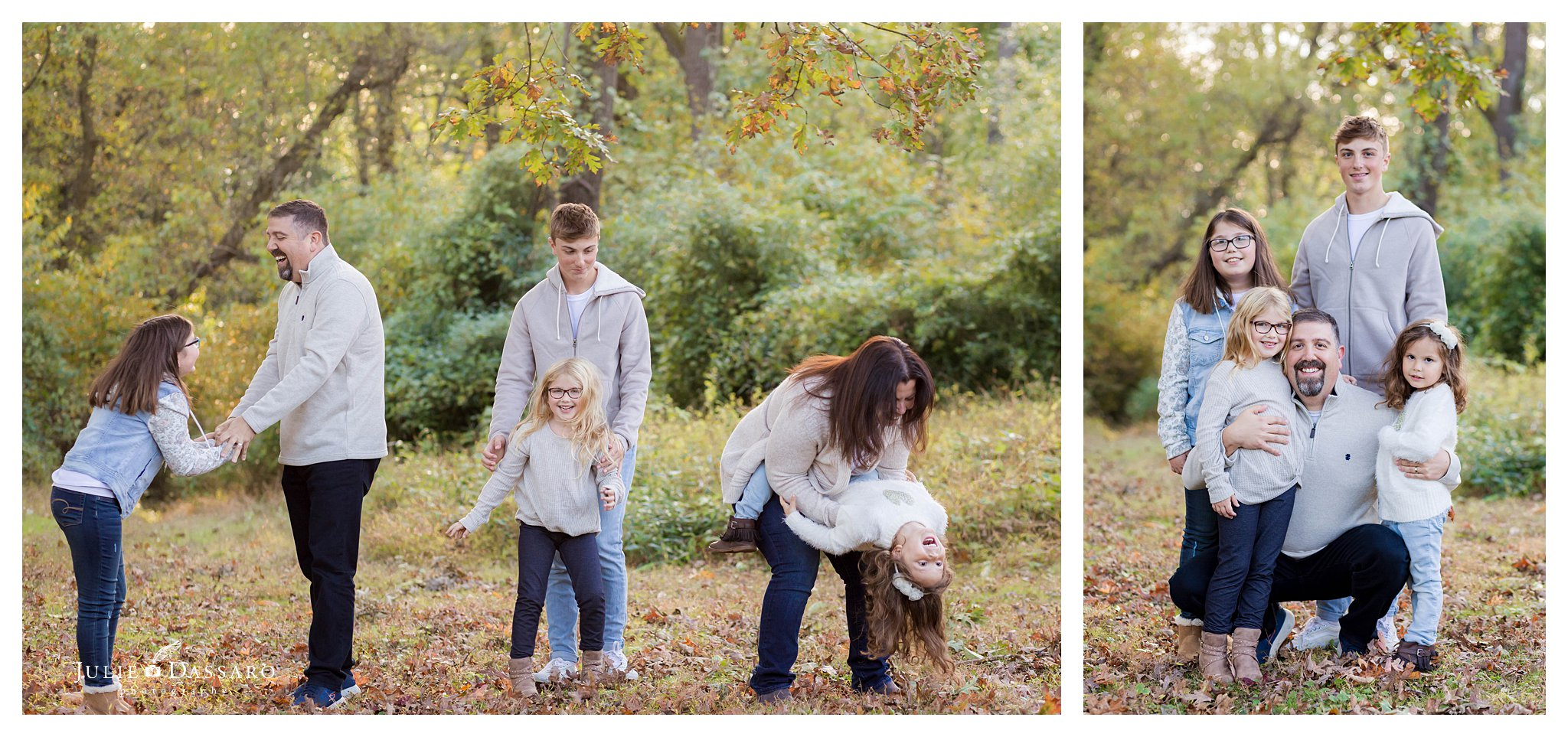 candid family lifestyle photos