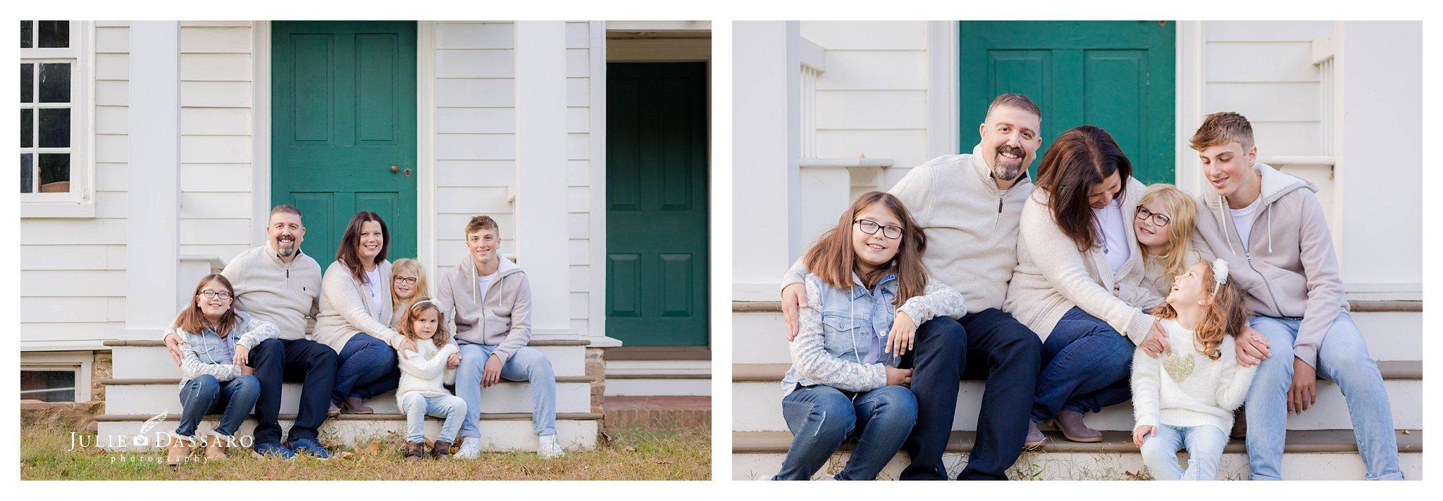 Central NJ Family Portraiture