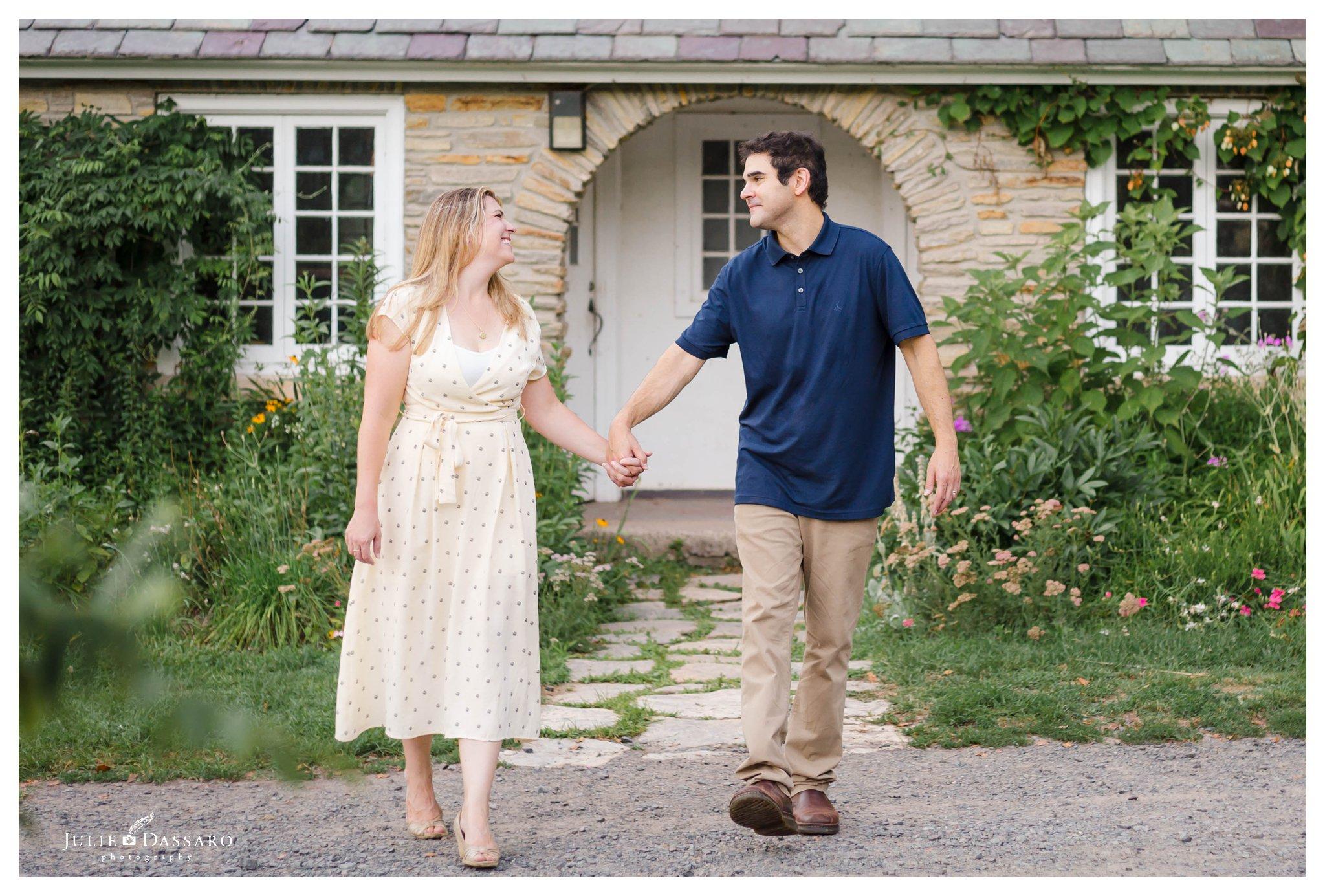 couples portait photographer Mercer Middlesex NJ