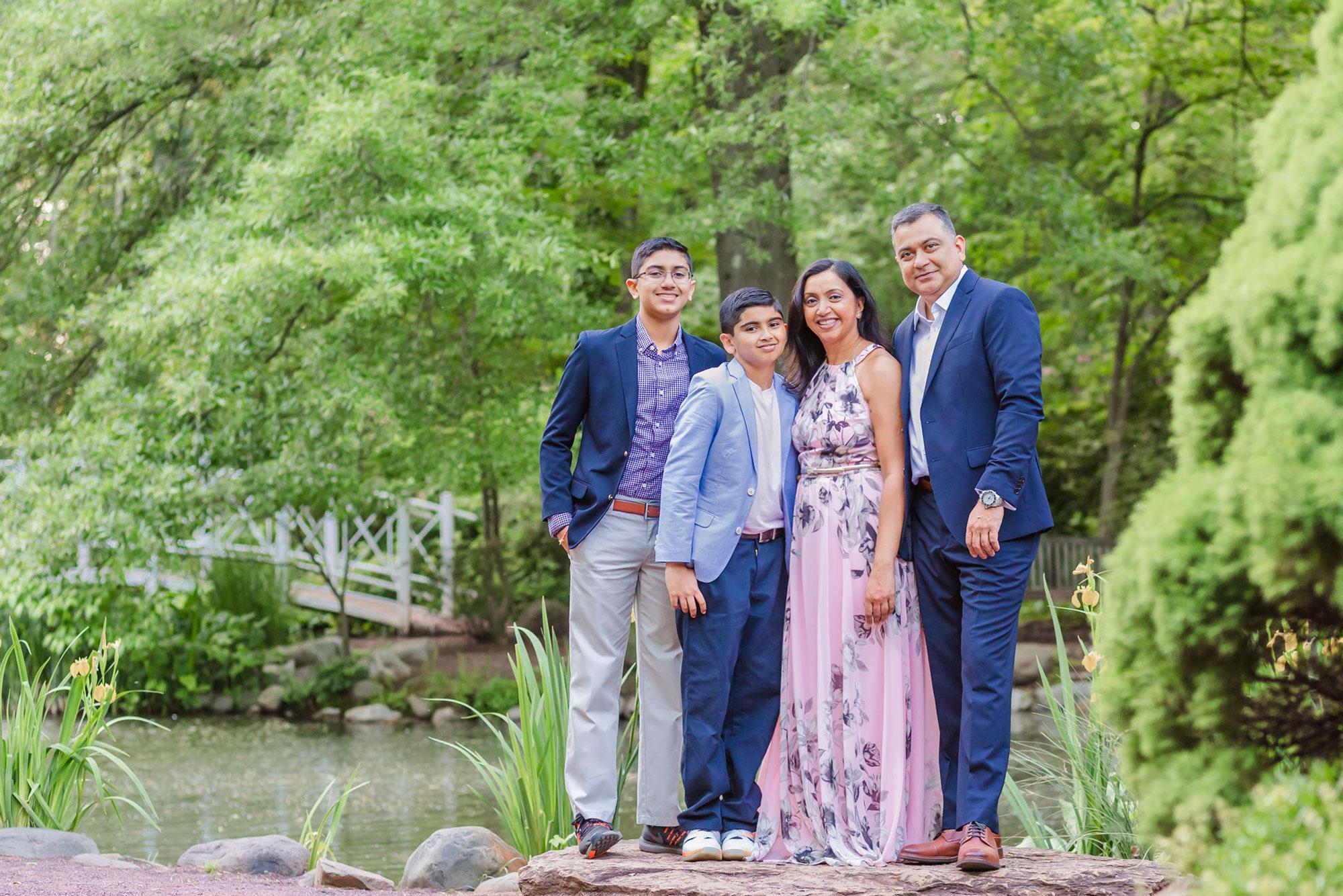 Princeton Family Portraits